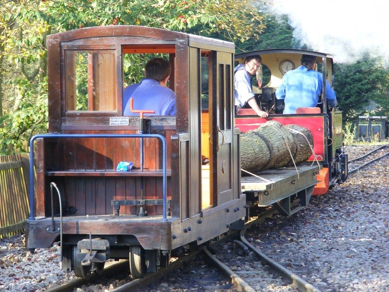 estate railway experience